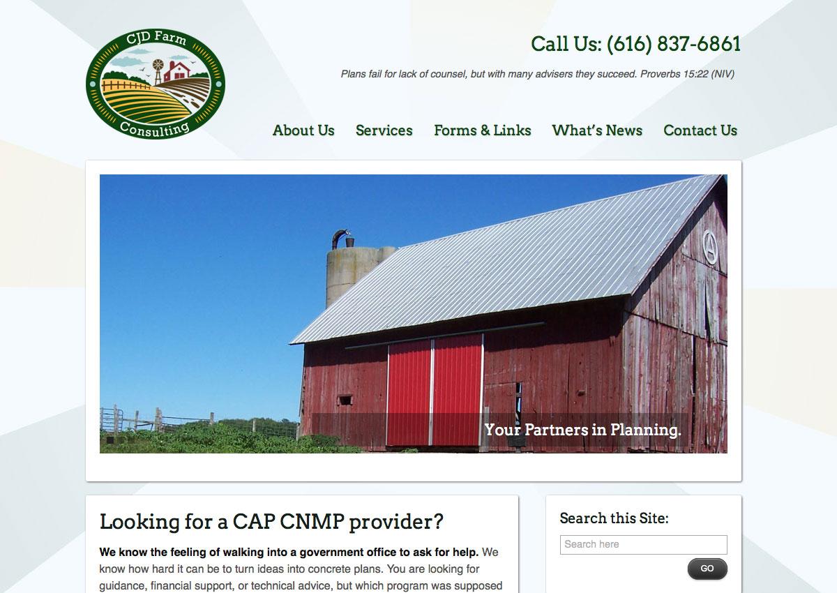 CJD Farm Consulting